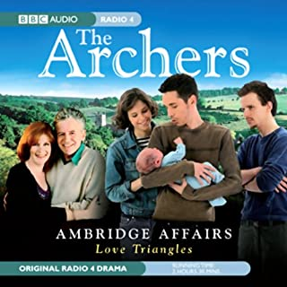 The Archers cover art