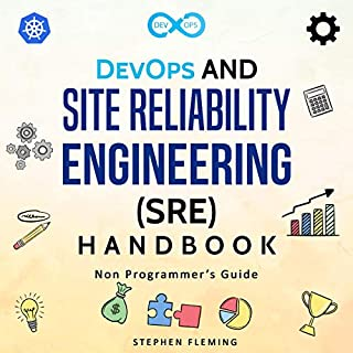 DevOps and Site Reliability Engineering (SRE) Handbook audiobook cover art