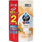 ジョイ 食洗機用洗剤 オレンジピール成分入り 詰め替え 特大 930g