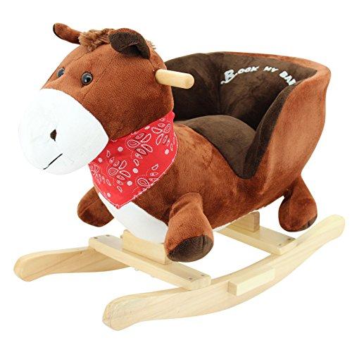 Sweety Toys 3549 bascule cheval pony rocking animal