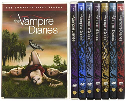The Vampire Diaries: The Complete Series (DVD)