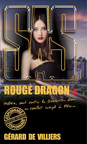 SAS 189 Rouge Dragon T2 (French Edition)