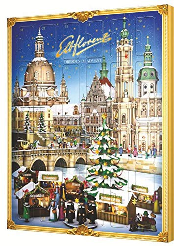 Dresdner Stollenkonfekt Adventskalender 480 g