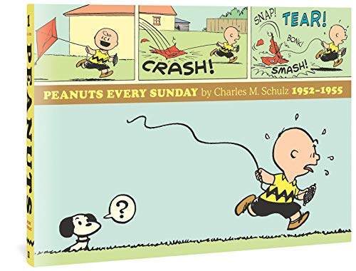 Image of Peanuts Every Sunday 1952-1955