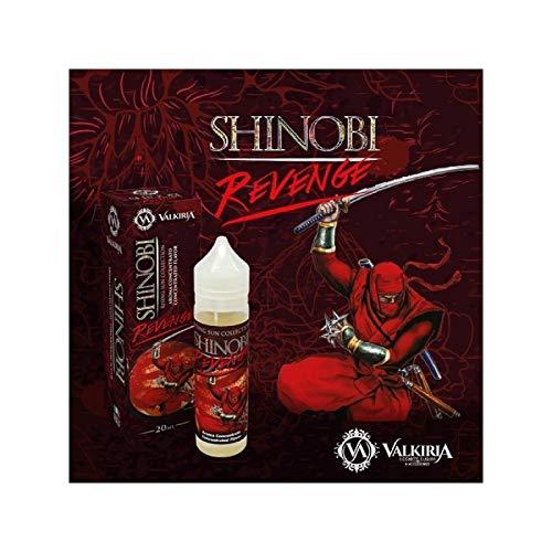 SEGNALI DI FUMO STORE Aroma Shot Series Shinobi Revenge 20 ml
