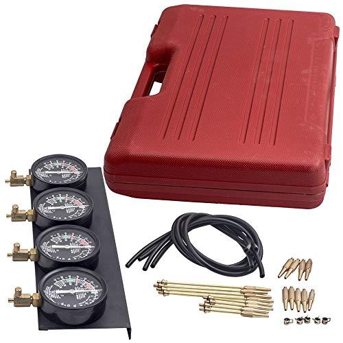 Vergaser-Synchronisierer Carb-Sync-Messgerät CB für GS KZ 550 650 750 850 Vakuum-Balancer-Messwerkzeug