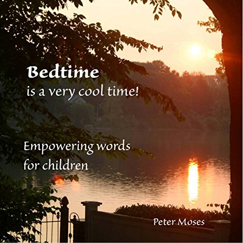 Bedtime Is a Very Cool Time audiobook cover art