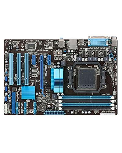 SXGKY Placa Base de Escritorio Fit For ASUS M5A78L LE, Toma de Placa Base AM3 / AM3 + DDR3 32GB para AMD 760G