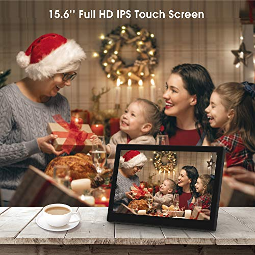 Dragon Touch Classic 15 Digital Picture Frame Product Image