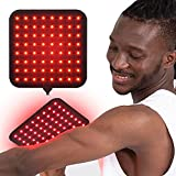 Cirius LED Pad Near-Infrared Red Light Therapy Device Home Use Portable Red Light Pad Deep Penetrating Low-Level Light Therapy for Pain Relief, Muscle Therapy