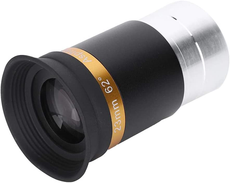 Bindpo Telescope Eyepiece 23mm 1.25inch Plossl 5% OFF 2021 model Aspheric HD Eyep