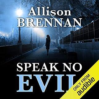 Speak No Evil: A Novel audiobook cover art
