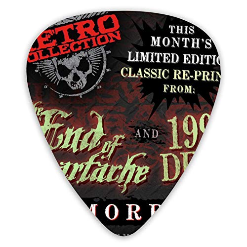Killswitch Engage Gitarre Plektrum Plektron Picks x 12
