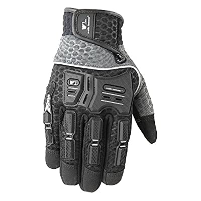 Men's Impact Protection Hi-Dex Utility Gloves (Wells Lamont 7682)