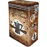 Nostalgic-Art 31103 Coffee y Chocolate Coffee House, Aroma Lata