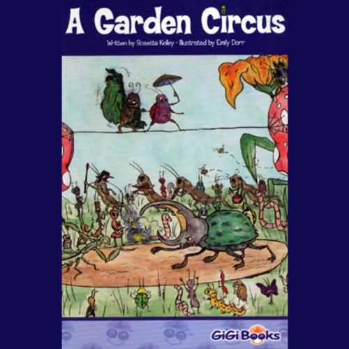 A Garden Circus cover art