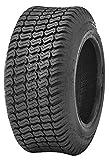 Lawn/Garden Tire, 18x9.5-8, 2 Ply, Turf