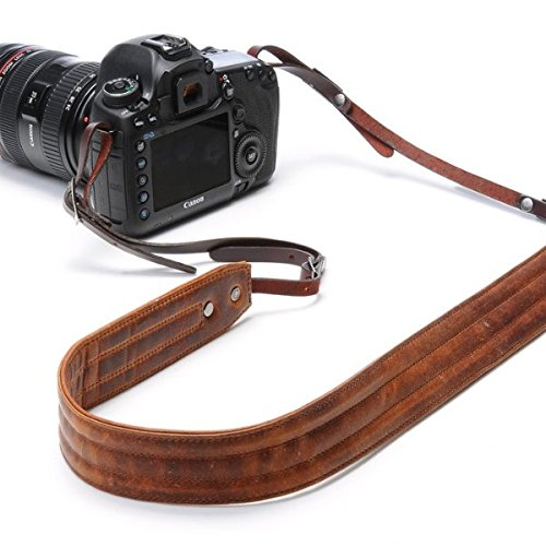 ONA - The Presidio - Camera Strap - Antique Cognac...