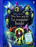 Le manoir hanté - Mon livre pop-up