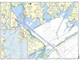 NOAA Chart 11317: Matagorda Bay including Lavaca and Tres Palacios Bays; Port Lavaca; Continuation of Lavaca River; Continuation of Tres Palacios Bay