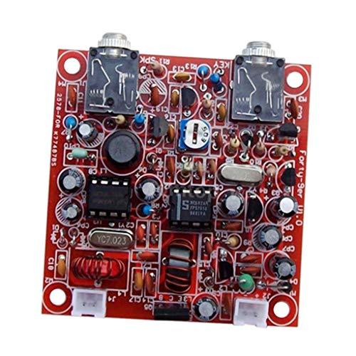 Almencla 3W CW Shortwave Radio Telegraph Transceiver Forty-9er DIY Kit for QRP Ham