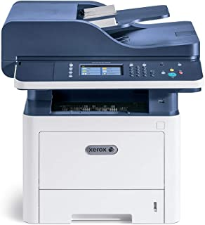 Xerox WorkCentre 3345/DNI Monochrome Multifunction Printer, Amazon Dash Replenishment Ready