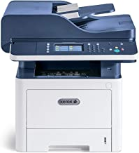 Xerox WorkCentre 3345/DNI Monochrome Multifunction Printer, Amazon Dash Replenishment Enabled