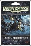 Asmodee - Arkham Horror Il Gioco di Carte: La Guerra degli Dèi Esterni, Espansione Gioco di Carte, Edizione...
