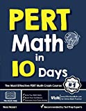 PERT Math in 10 Days: The Most Effective PERT Math Crash Course