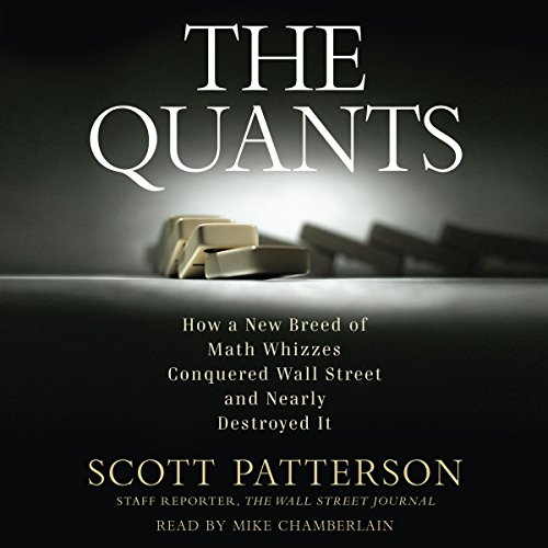 Couverture de The Quants