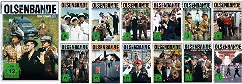 Die Olsenbande - Original DEFA-Fassung - HD-Remastered - 13 DVDs