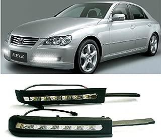 AupTech Good For Toyota Reiz MARK-X 2005-2009 Daytime Running Lights Car LED DRL Daylight (pack of 2)