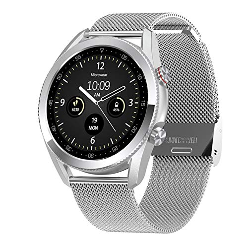 Gulu 2021 Nuevo L19 Smart Watch Men Bluetooth Call Music Play IP68 Reloj Deportivo Impermeable Fitness Tracker Hombres Mujeres Smartwatch Vs L13,B