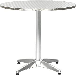 Tables Mobilier de jardin HY Table ronde pliante Accueil ...