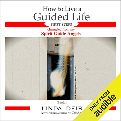 How to Live a Guided Life First Steps, Book 1 audiobook cover art