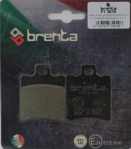 Brenta Bremsbeläge Organische Motorrad für Aprilia, Benelli, Beta, Garelli, Gilera, Honda, Malaguti