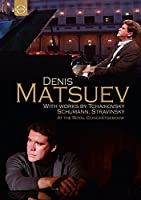 Denis Matsuev: Piano Recital Royal Concertgebouw [DVD]