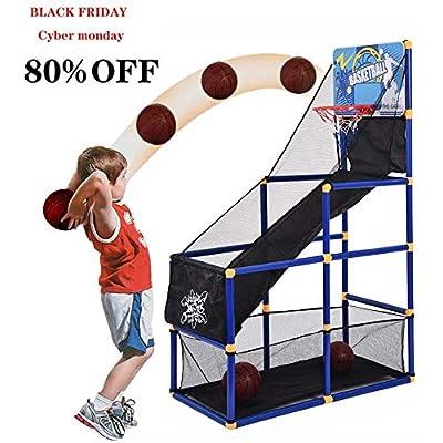 UAMSISTE Arcade Basketball Hoop Game – Basemen...