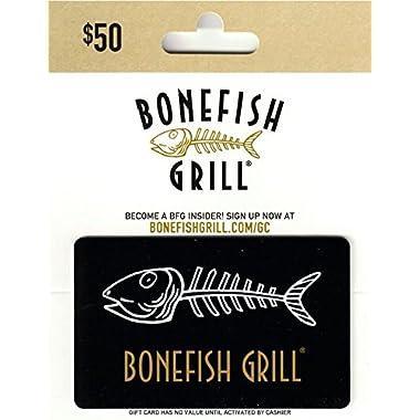 Bonefish Grill Gift Card $50