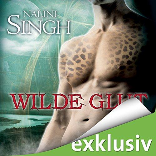 Wilde Glut (Gestaltwandler 9) Titelbild