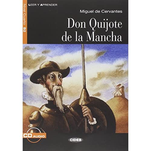 DON QUIJOTE DE LA MANCHA + audio + eBook
