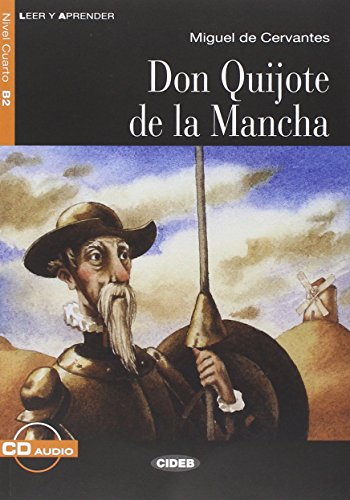 Don Quijote Mancha. Con CD Audio