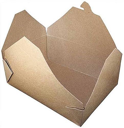 wholesale Fold-Pak 03BPEARTHM Bio-Pak 66 Oz / #3 Take-Out Container - 200 outlet sale / outlet sale CS outlet sale