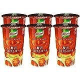 味の素 クノール スープグランデ ミネストローネ 220g ×6個