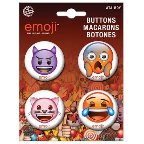 970e326d8312f Ata-Boy Official Emoji Set of 4 1.25