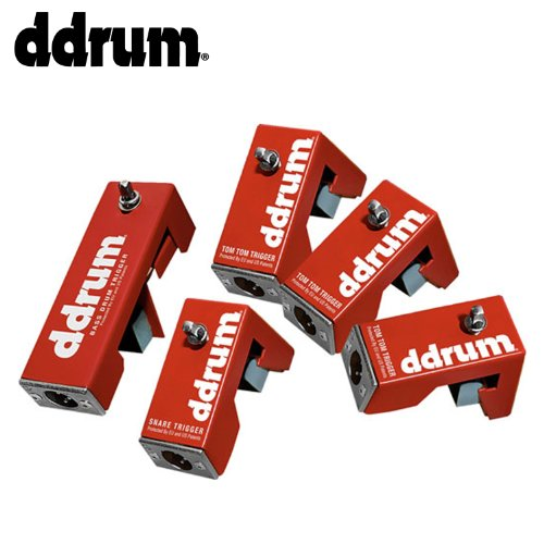 4. ddrum Acoustic Pro 5-Piece Trigger Kit