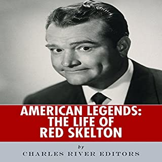 American Legends: The Life of Red Skelton audiobook cover art