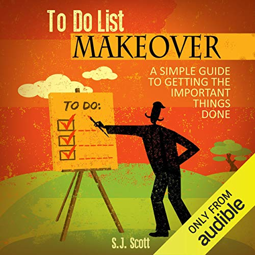To-Do List Makeover audiobook cover art