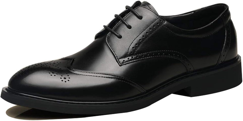 Herren Lace Bullock Schuhe Business Business Formal Dress Schuhe Hochzeitsschuhe  Wir nehmen Kunden als unseren Gott