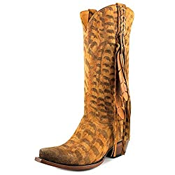 Lucchese Feather Cowboy Boot